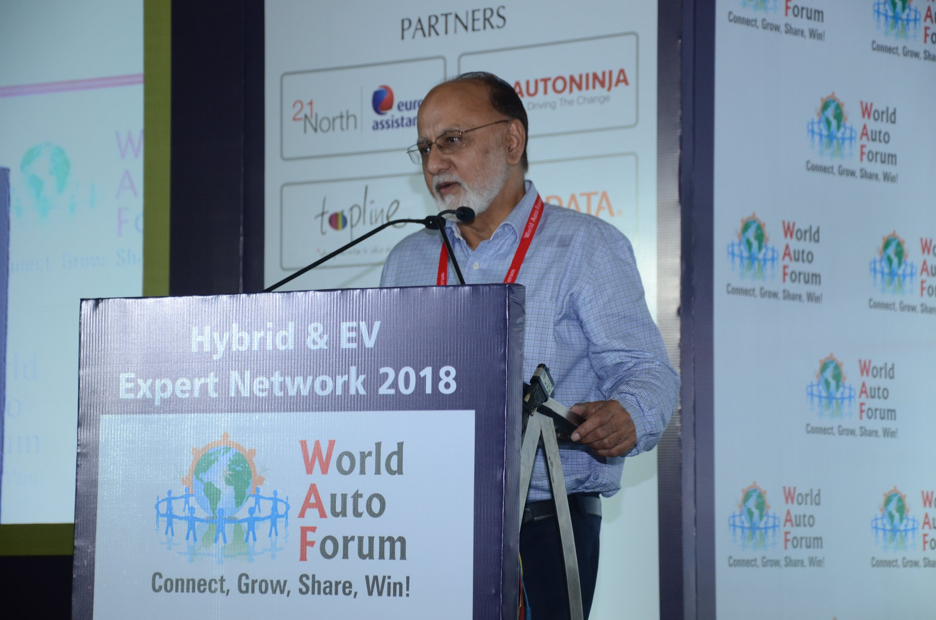 Hybrid & Electric Vehicle Expert Network - HEVEN 2018