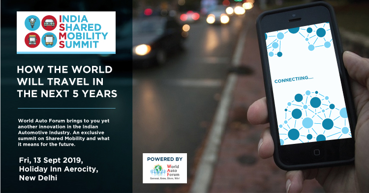 India Shared Mobility Summit by World Auto Forum | World